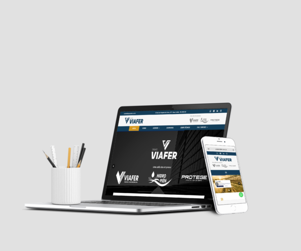 Site – Grupo Viafer